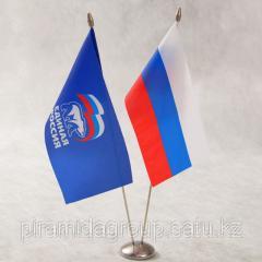 Изготовление настольных флагов в Алматы, арт. 2538055