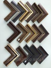 Изготовление рамок из дерева пластика металла в Алматы, арт. 10809463