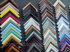 Изготовление рамок из дерева пластика металла в Алматы, арт. 5228580