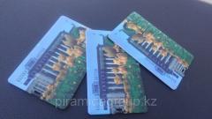 Изготовление флешки визитки в Алматы, арт. 42393648