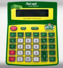 Нанесение логотипа на калькулятор, арт. 42364573