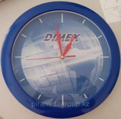 Нанесение логотипа на часы в Алматы, арт. 42364189