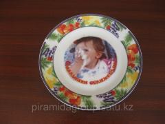 Нанесение на тарелку в Алматы, арт. 5550722