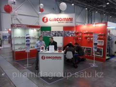 Изготовление выставочных стендов в Алматы, арт. 4084634