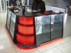 Изготовление промо конструкций витрин в Алматы, арт. 2264655