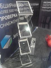 Изготовление промо конструкций. Витрин в Алматы, арт. 14034411