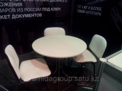 Оформление выставок. Дизайн и строительство выставочных стендов в Алматы, арт. 2264365