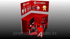 Оформление выставок. Дизайн и строительство выставочных стендов в Алматы, арт. 5544371