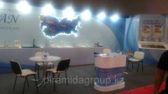 Строительство выставочного стенда в Алматы, ...