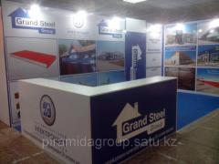 Строительство выставочных стендов в Алматы, арт. 4182289