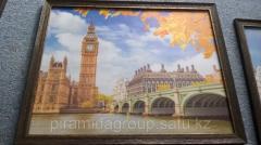 Изготовление картинок с багетом в Алматы, арт. 4527222