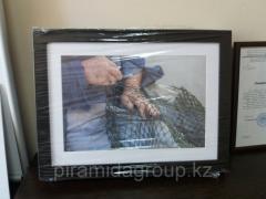 Изготовление рамок для картин в Алматы, арт. 44783552