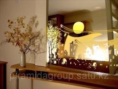 Оформление зеркал в Алматы, арт. 11738548