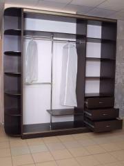 Изготовление мебели под заказ шкаф купе