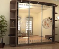Изготовление шкаф купе в Алматы