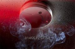 Системы противопожарной сигнализации