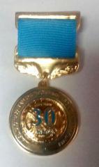 Изготовление литых значков, медалей
