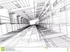 Архитектор, Проект, Автокад, Чертеж, Перепланировка, ПСД