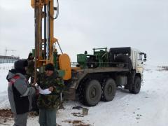 Инженерно-геологические изыскания площадок строительных