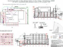 Разработка ППР на монтажные работы, на устройство инженерных сетей и коммуникаций, на благоустройство территории