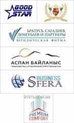 Разработка логотипа и товарного знака