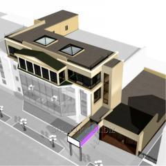 3.1.  Дизайн фасадов ресторана