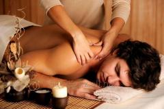 Шведский массаж