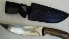 Гравировка ножей в Астане