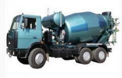 Доставка бетонных смесей на специальных автомашинах