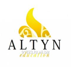 "Разговорный English Club в ""Altyn Education"""