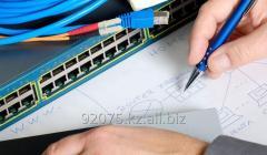 Проектирование слаботочных сетей и систем
