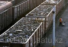 Прием отходов черных металлов, Актау
