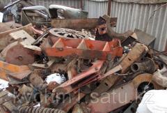 Прием отходов черных металлов, Балхаш