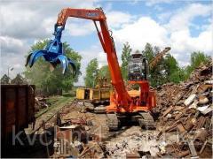 Прием отходов черных металлов, Жезказган