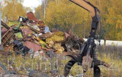 Прием отходов черных металлов, Шымкент