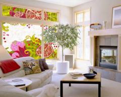 Füjin üslübünde ev dizayni