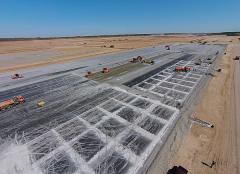 Строительство аэродрома