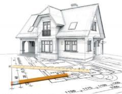 Строительство коттеджей по проектам индивидуальным