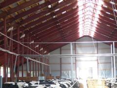 Строительство объекта сельского хозяйства