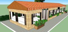 Строительство ресторана