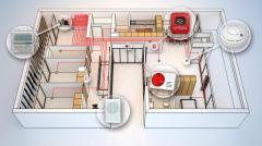 Проектирование системы пожарной безопасности