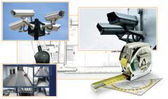 Проектирование, разработка системы видеонаблюдения
