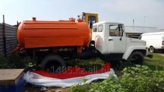 Ас. машина -водовоз