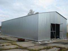 Строительство одноэтажных зданий в Актау