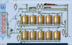 Комплексная автоматизация зерносушилки