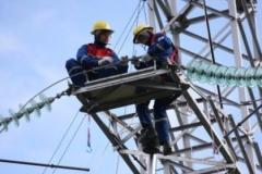 Монтаж линий электропередач в Актау