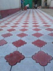 Ремонт брусчатки в Актау