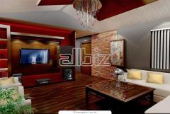 Дизайн интерьера домов, квартир, офисов