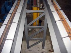 Монтаж и ремонт пути подкранового