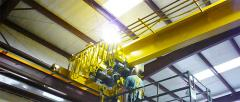 Cranes and lifting equipment installation and repair